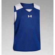 Under Armour Men s Ripshot Reversible Basketball Jersey 1258885-400 Royal  White 6e0d002b7