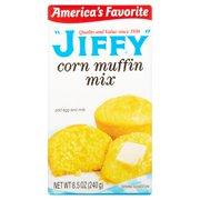 (6 Pack) Jiffy Corn Muffin Mix, 8.5 oz