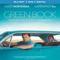 Green Book (Blu-ray + DVD + Digital Copy)