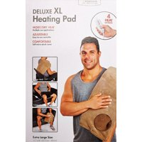 XL Deluxe Heating Pad Moist/Dry Heat Therapy