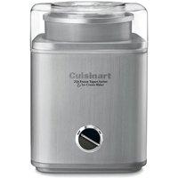 Cuisinart ICE-30BC Pure Indulgence 2-Quart Frozen Yogurt-Sorbet & Ice Cream Maker, Brushed Stainless
