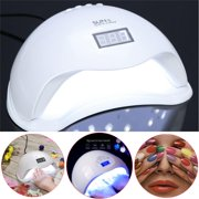 Zerone Fashionable 48W SUNUV SUN5 Nail Lamp UV Lamp Nail Art Polish Dryer Manicure Curing Lamp With US Plug 110V