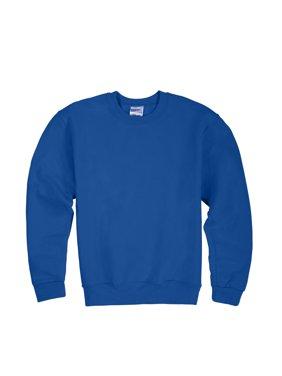 Mid-Weight Fleece Crewneck Sweatshirt (Little Boys & Big Boys)