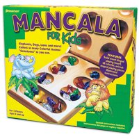 Pressman Toy Mancala for Kids Ages 6 and Up Kids Game