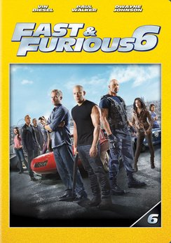 Fast & Furious 6 (DVD) (Fast And Furious 6 Post Credit Scene)
