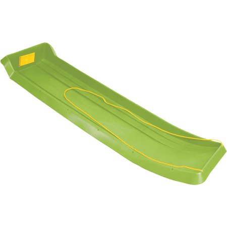 "ESP 66"" Family Fun Toboggan - Four Rider Sled - Lime 1136"