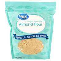 Great Value Superfine Blanched Almond Flour, 2 lbs