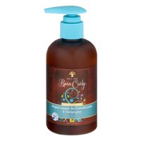 As I Am Born Curly Argan Leave-In Conditioner & Detangler, 8.0 FL OZ