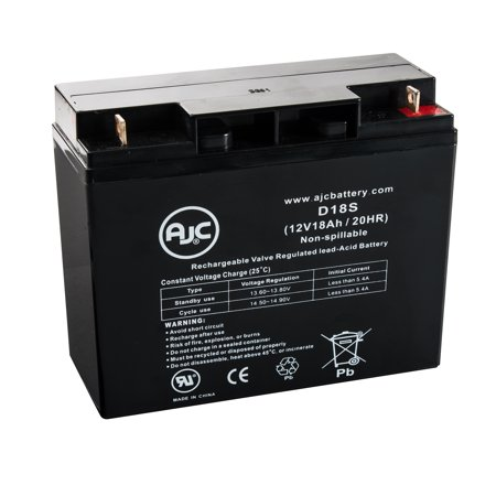 Para Systems-Minuteman SmartSine S 2000, S2000 12V 18Ah UPS Battery - This is an AJC Brand® (S2000 Memory)