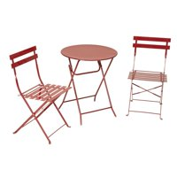 Cosco 3-Piece Folding Outdoor Bistro Set