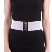 723176064 HDE Women s Fashion Elastic Cinch Belt 3