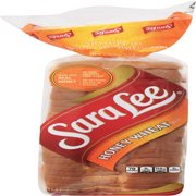 Sara Lee Honey Wheat Bread, 22 slices, 20 oz