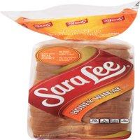Sara Lee Honey Wheat Bread, 22 slices, 20 oz