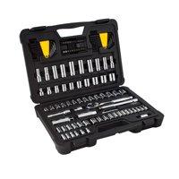 STANLEY STMT81271WMT 105-Piece Chrome Mechanics Tool Set
