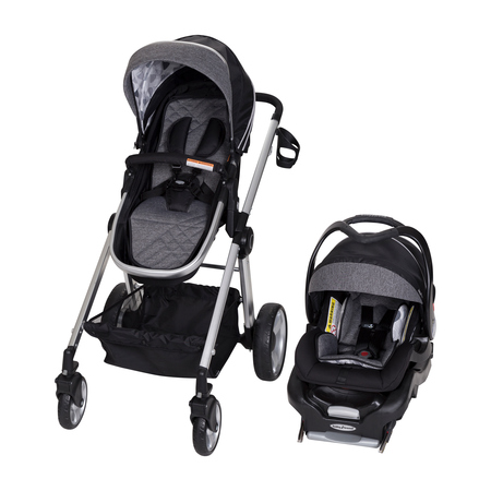 Baby Trend Go-Lite Snap Fit Sprout Travel System - Drip