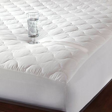 Quiet Comfort Waterproof Mattress Pad (Total Protection Mattress Pad)