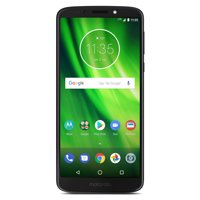 Boost Mobile Motorola Moto G6 Play 16GB Prepaid Smartphone, Black