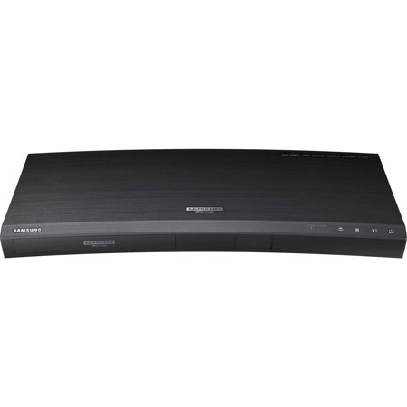 Refurbished Samsung 4K Ultra HD Blu-ray & DVD Player with HDR and Wi-Fi Streaming - UBD-K8500 ()