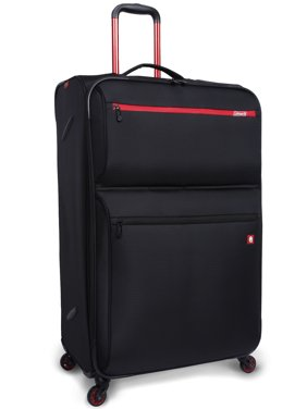 Product Image Coleman 30in TruLite, Light Weight Spinner Luggage Black 93558f0cd1
