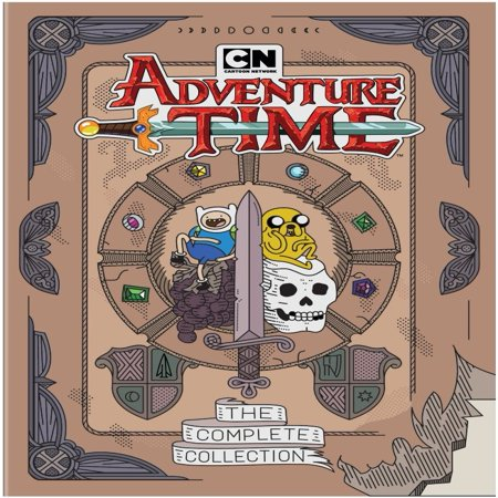 Cartoon Network: Adventure Time - The Complete Series (DVD) (Adventure Time Lady Rainicorn)