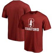 70e82969fd7 Stanford Cardinal Fanatics Branded Team Lockup T-Shirt - Cardinal