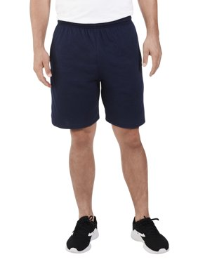 Big Men's Dual Defense Jersey Short with Pockets, Available up to size 4XL