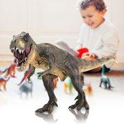 Vivid Tyrannosaurus Rex Jurassic Dinosaur Toy Figure Animal Model Kid Gift