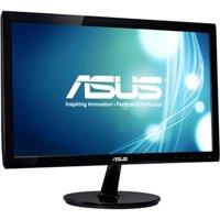 "Asus 19.5"" Widescreen LED Monitor (VS207T-P Black)"