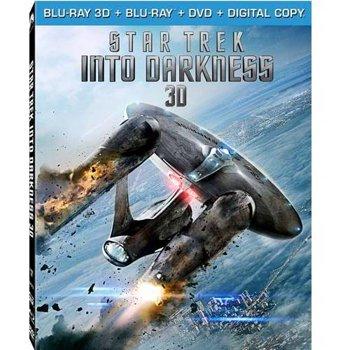 Star Trek Into Darkness on 3D Blu-ray