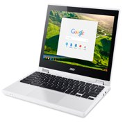 "Acer R11 CB5-132T-C1LK 11.6"" Chromebook, Touchscreen, 2-in-1, Chrome, Intel Celeron N3150 Quad-Core Processor, 4GB RAM, 32GB Flash Storage"