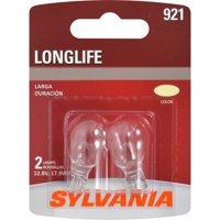 SYLVANIA 921 White Syl LED, Contains 2 Bulbs