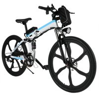 Deals on Hifashion 26-in Folding Electric Bike 36V Eco Friendly Bicycle