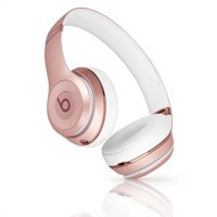 (Refurbished) Beats Solo 3 Wireless On-Ear Headphone - A1796 - Rose Gold