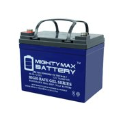 Golf Cart 12V Batteries