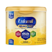 Enfamil Infant NeuroPro Baby Formula, 20.7 oz Powder Reusable Tub