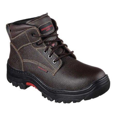 Skechers Work Men's Burgin Tarlac Steel Toe Boots