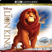 The Lion King (Ultimate Collector's Edition) (4K Ultra HD + Blu-ray + Digital)