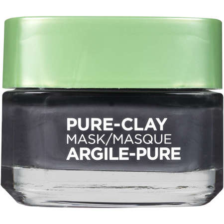 L'Oreal Paris Pure Clay Mask Detox & Brighten (Aqua Firming Facial Mask)