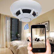 Smoke Camera HD 1080P Wireless Wifi Detector Motion DVR Security US