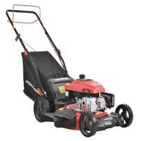 "PowerSmart DB2194S 21"" 3-in-1 161cc Gas Self Propelled Lawn Mower"