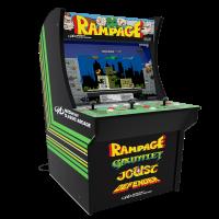 Arcade1Up Rampage Machine, 4ft