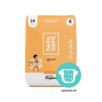 Hello Bello Diapers Jumbo Pack - Arrows Up - (Choose your size)