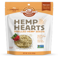 Manitoba Harvest Hemp Heart Seeds, 1.0 Lb, 15 Servings