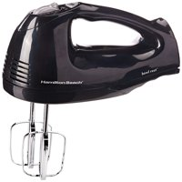 Hamilton Beach Hand Mixer with Snap-On Case, 1 Each