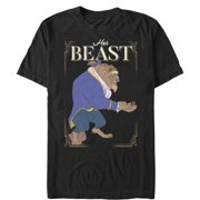 05dfb5e36b Beauty and the Beast Men's Her Beast T-Shirt