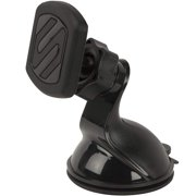 SCOSCHE MAGWSM2 MagicMount Universal Magnetic Phone/GPS Suction Cup Mount for the Car, Home or Office