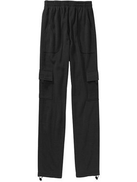 Climate Concepts Big Men's Cargo Pocket Fleece Sweatpant