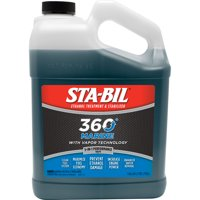 STA-BIL (22250) 360 Marine Ethanol Treatment, Fuel Stabilizer, 1 Gallon