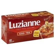 (3 Pack) Luzianne® Iced Tea 48 ct. Bag.