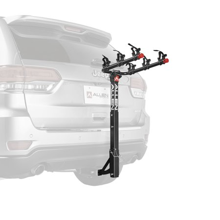Allen Sports Deluxe 3-Bicycle Hitch Mounted Bike Rack, 532RR ()